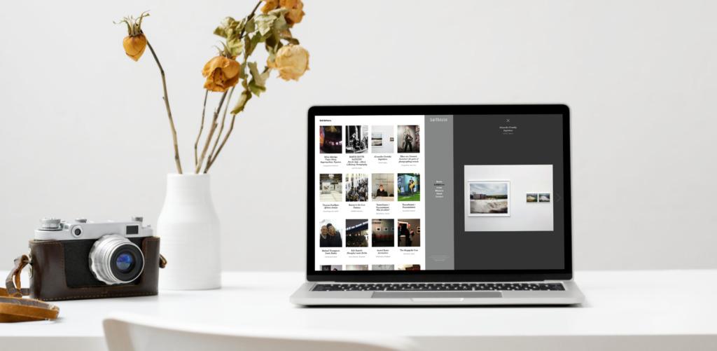 Barthouse Webseite