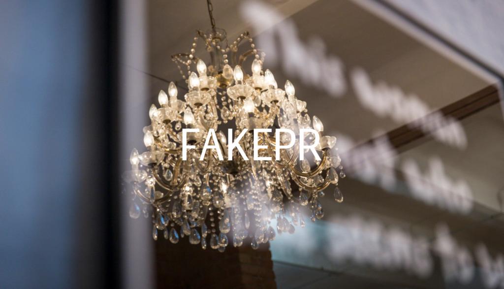 FakePR Logo
