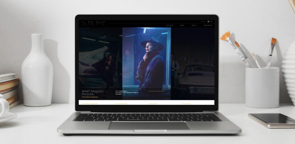Sublime website